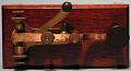 "View Tillitson ""Phillips"" style Morse telegraph key digital asset number 4"