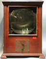 """View Jenkins model 202 """"Radiovisor"""" television receiver digital asset: Early mechanical television"""