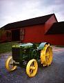 View John Deere Model D Tractor digital asset number 1