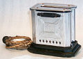 View Hotpoint model 129T31 electric toaster digital asset number 0