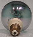 "View Prototype Heat-Mirror Tungsten Lamp digital asset: Prototype ""Heat Mirror"" incandescent lamp from Duro-Test Corp."