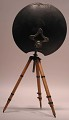 View NBC / RCA model parabolic condenser microphone on stand digital asset number 2