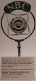 View Western Electric / NBC suspension carbon radio microphone digital asset number 2