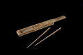 View chopsticks, set digital asset: chopstick set and case