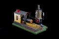 View Weeden Toy Engine with Sawmill digital asset: Toy, steam engine and boiler