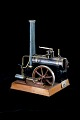 View Toy Steam Engine digital asset: Toy, steam engine and boiler