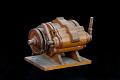 View Rotary Steam Engine, Model digital asset: Model of Rotary Steam Engine