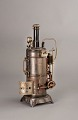 View German Toy Steam Engine digital asset: Live Steam Toy Engine and Boiler