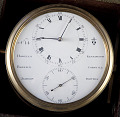 View Howells, Barraud & Jamison Marine Chronometer digital asset number 4