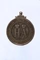 View Petrograd-Warsaw Railway Medal, Jeton digital asset number 0