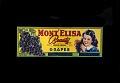 View Grape Crate Label, Mont'Elisa digital asset number 0