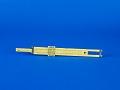 View Pickett N901-ES Simplex Slide Rule digital asset: Pickett N901-ES Simplex Slide Rule, front
