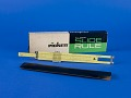View Pickett N901-ES Simplex Slide Rule digital asset: Pickett N901-ES Simplex Slide Rule, with box and case