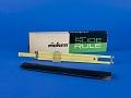 View Pickett N901-ES Simplex Slide Rule digital asset: Pickett N901-ES Simplex Slide Rule, with box and case