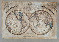 View 1831 World Map by Marianne S. Fernald, Student at Charlestown Female Academy digital asset number 1