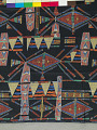 "View ""Shoshone"" dress silk; Mallinson's American Indian series digital asset number 8"