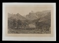 View The Rocky Mountains, etched proof digital asset: The Rocky Mountains, Lander's Peak
