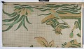 View Painted textile design (point paper), Cheney Brothers, 1913, 8 sheets digital asset number 0