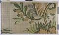 View Painted textile design (point paper), Cheney Brothers, 1913, 8 sheets digital asset number 3