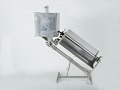 View Solar Oven digital asset: Solar oven made by Smithsonian Secretary Charles Abbot