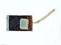 View Susan Jane Thompson Deuel's crazy patchwork needle book, ca. 1880 digital asset number 3