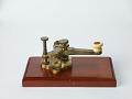 View Telegraph Key digital asset: Morse telegraph key, 1845