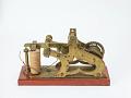 View Telegraph Register digital asset: Morse telegraph register, 1848