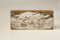 """View Engraved wood block """"Street View at Honolulu"""" digital asset: Street View at Honolulu"""