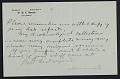View M.R. Harrington: Correspondence, Professional, A-G digital asset number 1
