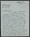 View M.R. Harrington: Correspondence, Professional, Hurst digital asset number 6