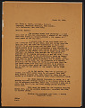 View M.R. Harrington: Correspondence, Professional, Hurst digital asset number 10