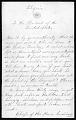 View Bright Eyes, Susette La Flesche: Letters digital asset number 2