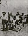 View Frank Lehner photographs of Buffalo Bill's Wild West show digital asset: Frank Lehner photographs of Buffalo Bill's Wild West show