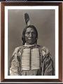 View James Schoolcraft Sherman's photograph of Chief Red Cloud digital asset: James Schoolcraft Sherman's photograph of Chief Red Cloud