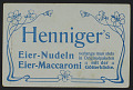 View German Advertising Trade Cards collection digital asset number 2