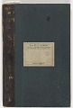 View William Ockleford Oldman Archive research materials digital asset: Sales Register