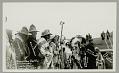 View Group of Natives at Monument Dedication digital asset: Group of Natives at Monument Dedication