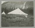 View View of Painted Tent with Tipi JUL 1924 digital asset number 0