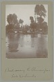 View Two Men in Boats Among Chinampas (Floating Gardens) n.d digital asset number 1