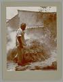 View Man Firing Pottery n.d digital asset number 1