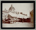 View Group with Tents Near Church NOV 1892 digital asset number 1