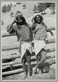 View Two Men in Native Dress digital asset: Two Men in Native Dress