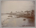View View of Houses Along Seacoast After Hurricane n.d digital asset number 1