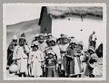 View Children in Native Dress Near School? n.d digital asset number 0
