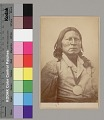 View Portrait of Chief Satanta (White Bear) Wearing Peace Medal 1870 digital asset number 0