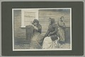 View Mrs Philaret (or Philasit) Instructing Student in Basket Weaving n.d digital asset number 0
