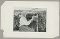 View Woman Weaving Basket Outside Sod House (Barabara) n.d digital asset number 0