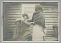 View Mrs Philaret (or Philasit) Instructing Student in Basket Weaving n.d digital asset number 1