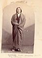 View Portrait of Bird Chief in Partial Native Dress JUN 1871 digital asset number 0