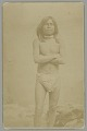 View Portrait of Boy Wearing Breechcloth and Necklace 1912 digital asset number 0